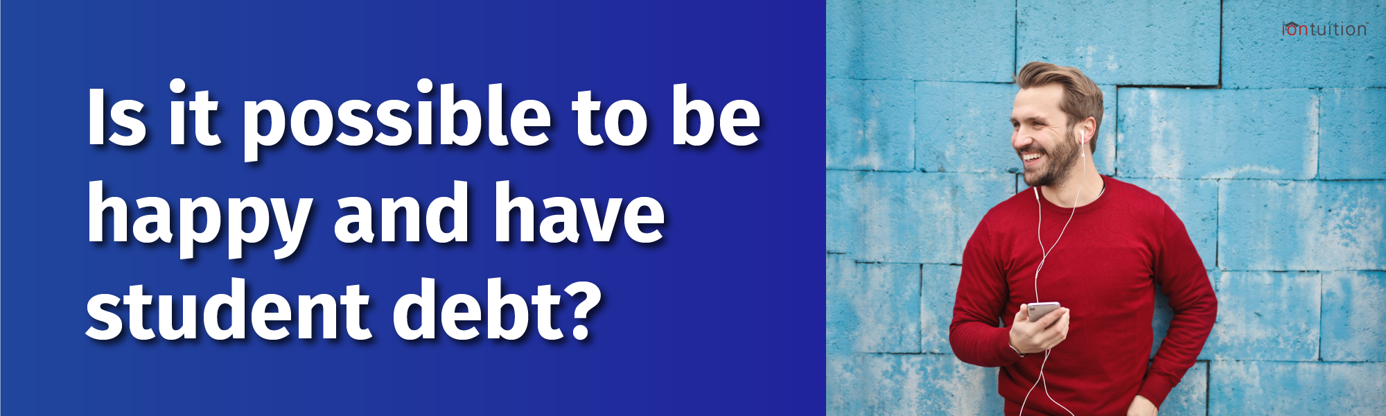 6 Ways to Keep a Positive Attitude About Student Debt